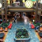 Disney Polynesian Lobby