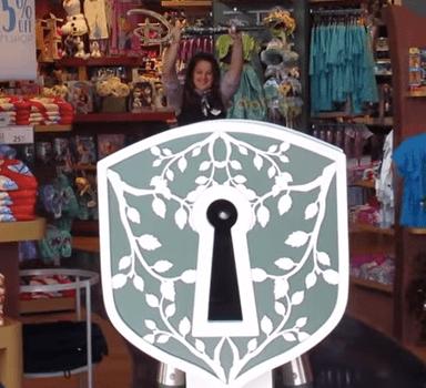 Disney Key to Unlocking the Magic!