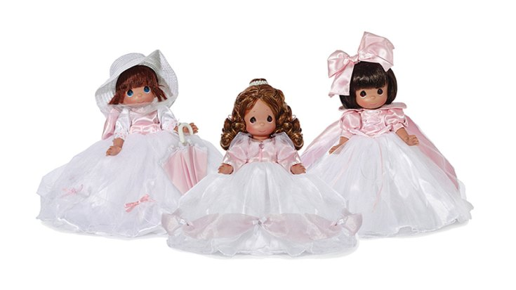 Precious Moments Dolls Releasing New Easter Collection at Walt Disney World