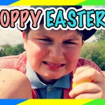Jones Family Easter Egg Hunt