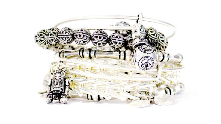 New Star Wars-inspired ALEX AND ANI Bangles to be Released