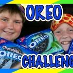 Oreo Challenge Road Trip Edition