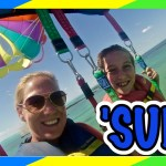 Epic Kid Parasailing Adventure