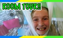 Hunter's Room Tour!