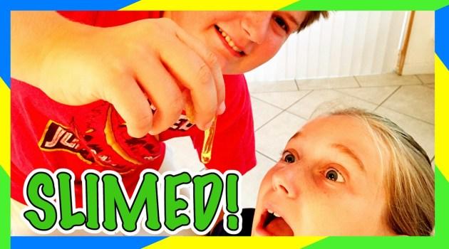 Ultimate Dinosaur Slime Challenge!!