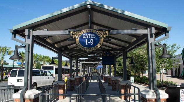 Bus Loop Transportation at Disney Springs