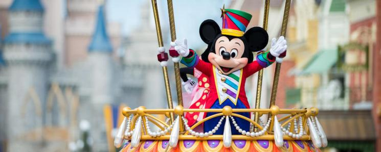 Reservations Open for New Disney Festival of Fantasy Parade Dining Package