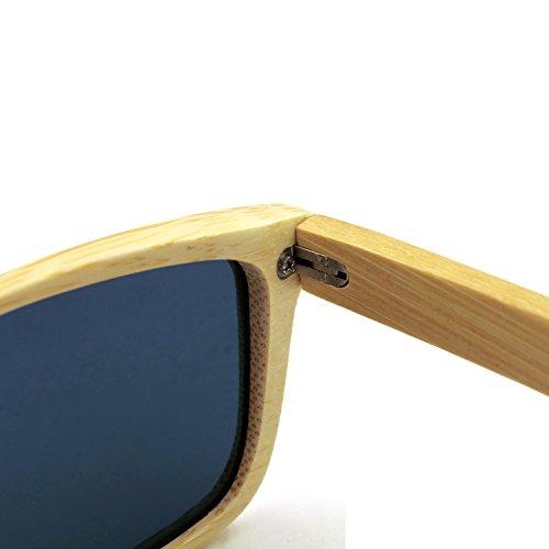 94eb19beb7b Bamboo Sunglasses – 100% Hand Made Wooden Sun Glasses ...