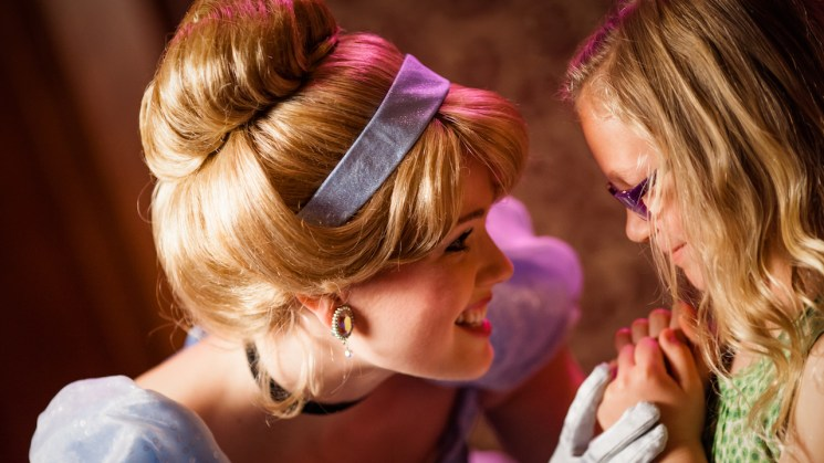 """A Princess Royal Reception"" - Meet Disney Princesses at Disney Springs"