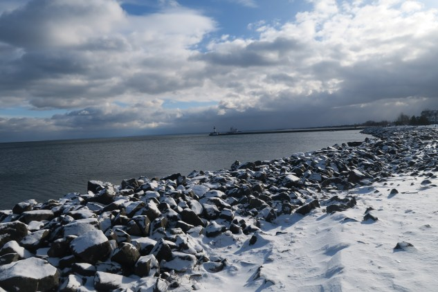 Winter Activities Lake Superior in Duluth