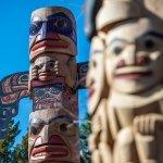 New Epcot Totem in Canada Walt Disney World
