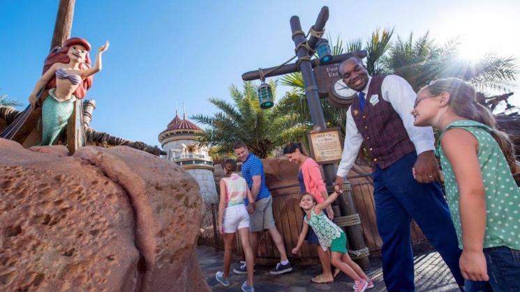 Ultimate Disney Classics VIP Tour at Magic Kingdom Park