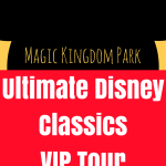 Ultimate Disney Classics VIP Tour at Magic Kingdom Park