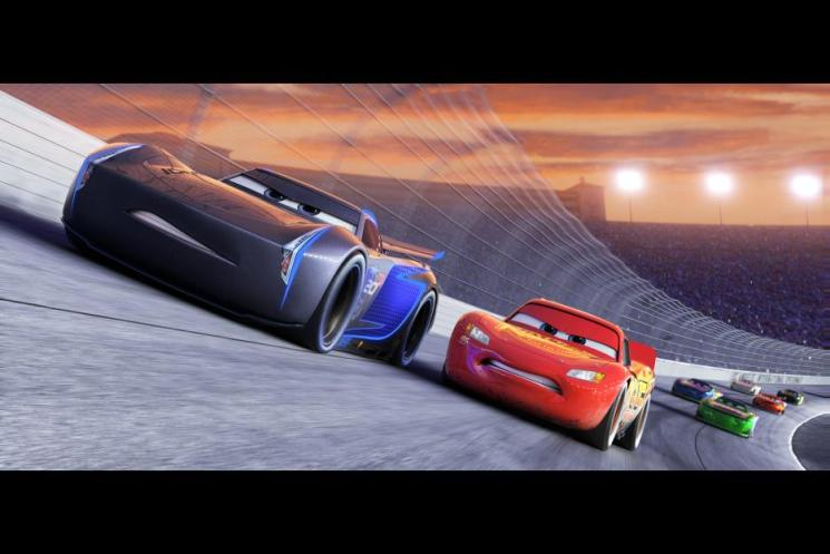 Read more about the characters and development of the story in Cars 3