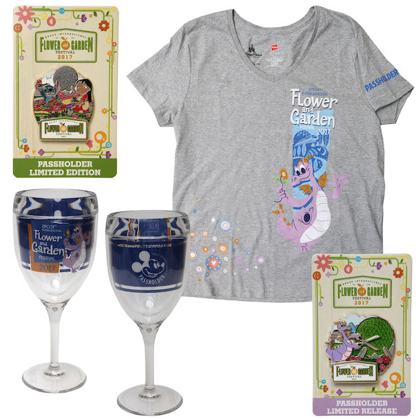 New Products Revealed for 2017 Epcot International Flower & Garden Festival