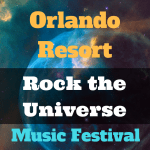 Universal Orlando Resort Rock the Universe Music Festival