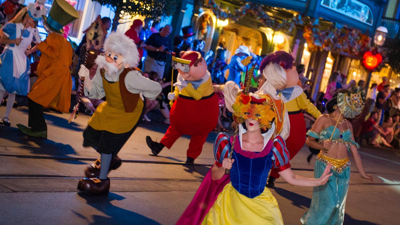 walt disney world has released the mickeys not so scary halloween party and mickeys - Mickeys Christmas Party Tickets