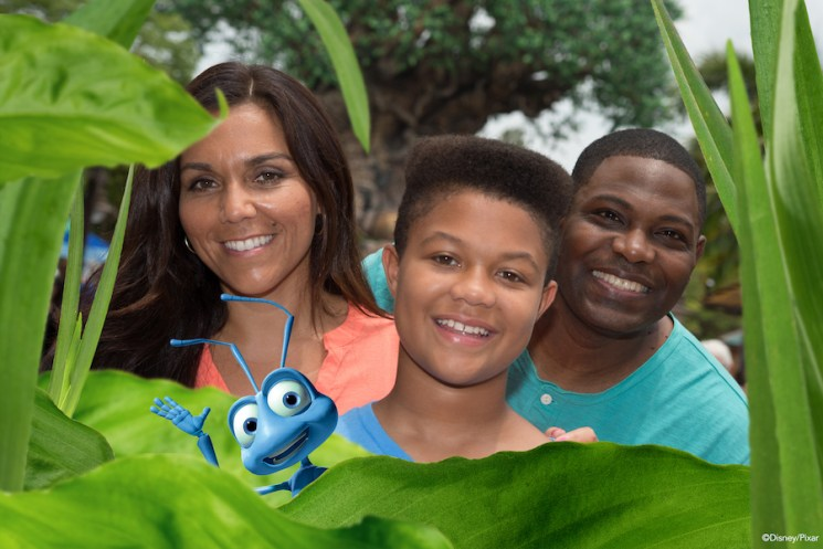 Disney's Animal Kingdom now offers exotic PhotoPass Magic Shots in their Orlando theme park.
