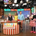 The Chew Films Shows at Epcot International Food & Wine Festival