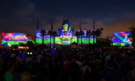 Disney's Hollywood Studios Nighttime Show is Disney Movie Magic!