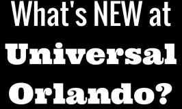 See What's Upcoming and New at Universal Orlando