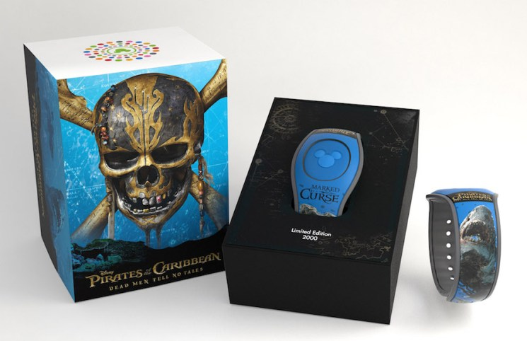 There is new merchandise for 'Pirates of the Caribbean: Dead Men Tell No Tales' coming to Disney Parks. Check out this sneak peek!