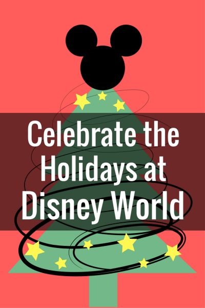 There are some amazing ways to celebrate the holidays at Walt Disney World, including special dessert parties and the beautiful Candlelight Processional.
