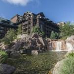 Disney Vacation Club Opens Copper Creek Villas & Cabins at Disney's Wilderness Lodge, including studios, villas and waterfront cabins.