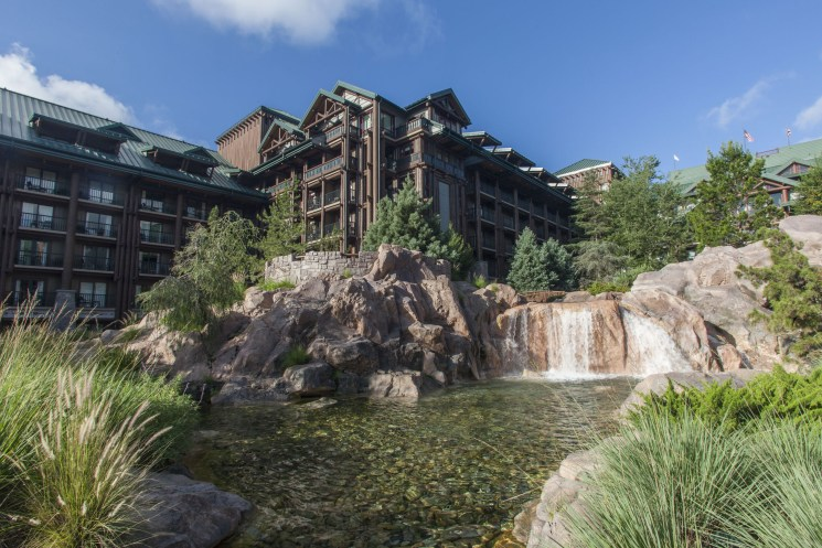 Disney Vacation Club Opens Copper Creek Villas & Cabins at Disney's Wilderness Lodge, including studios, villas and waterfront cabins.
