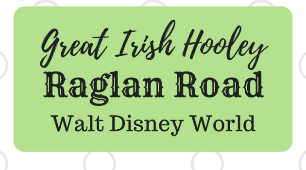 Disney Springs Raglan Road To Host Great Irish Hooley Festival