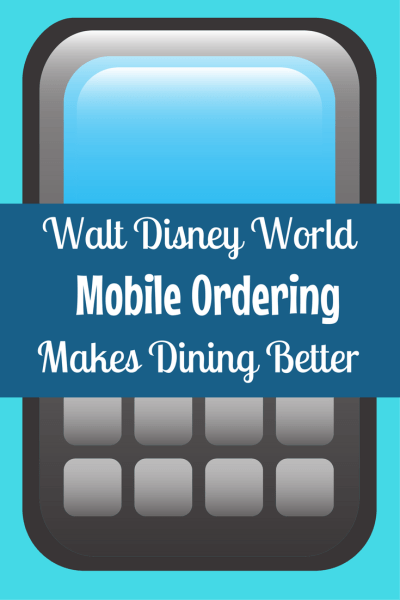 Find out how mobile ordering at Disney World makes quick service dining a more efficient and time-sensitive process for guests in the parks.