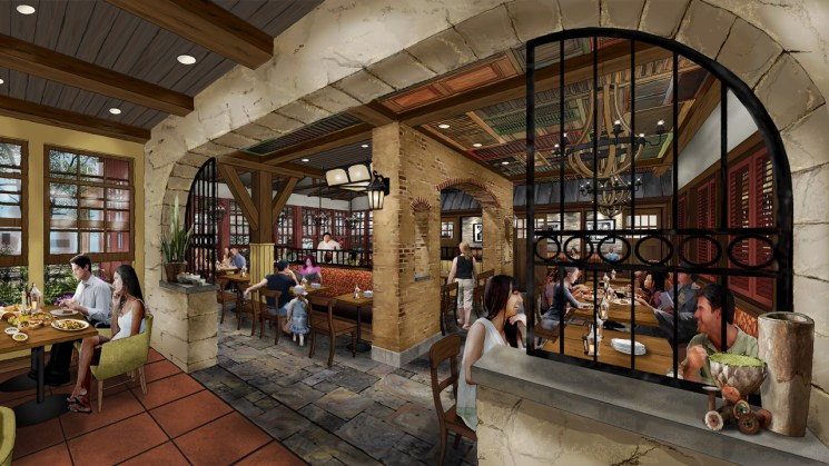 3 exciting dining locations are coming to Walt Disney World Resort, sure to delight guests at Yacht Club Resort, Disney Springs and Hollywood Studios.