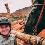 moab horseback ride