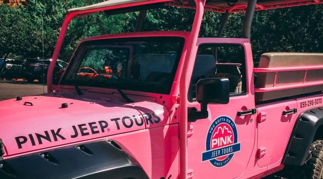 pink jeep tours sedona 2