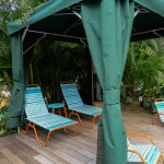 private cabana at aquatica water park