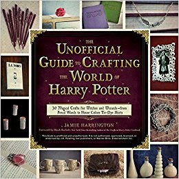 harry potter diy book