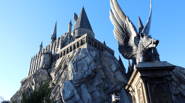 wizarding world of harry potter pics