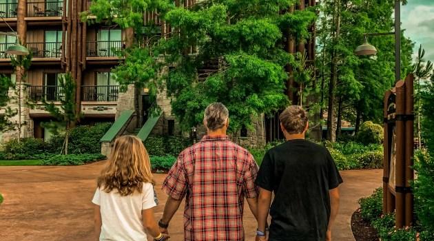Copper Creek Cabins Review at Disney's Wilderness Lodge Resort