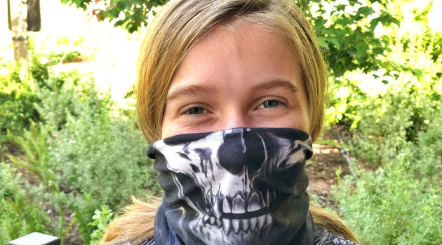 Salt Armour Faceshield Review