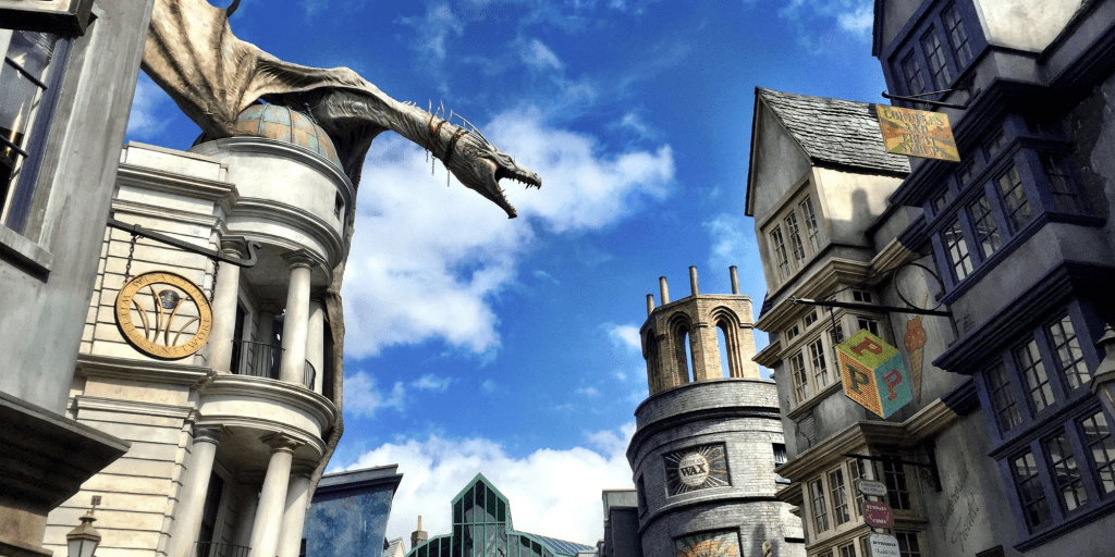 Harry Potter World Orlando