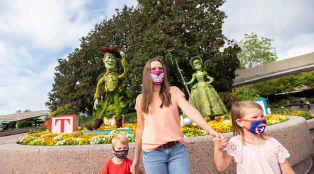disney masks gone by summer