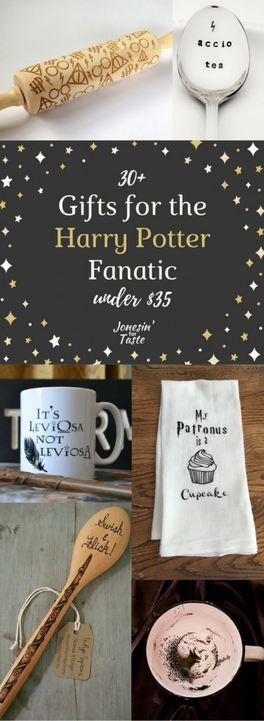 Kitchen Gifts For The Harry Potter Fanatic