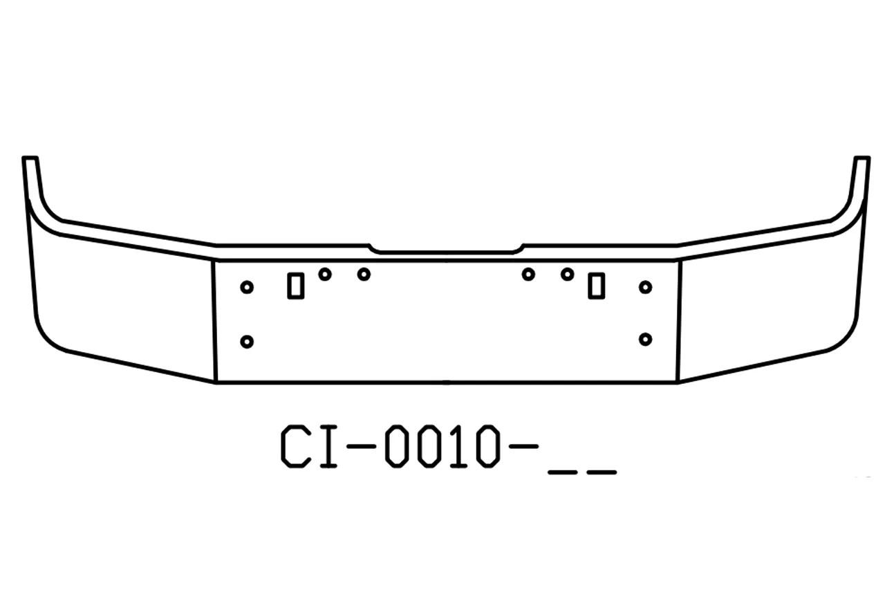V Ci 17 Aftermarket Fits Freightliner Fld120 Fld112