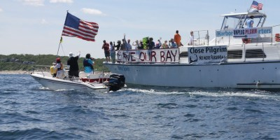 Save Our Bay Flotilla