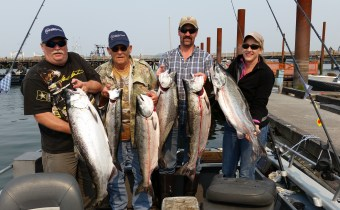 Buoy 10 Fall Chinook