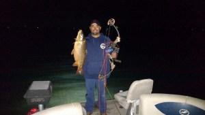 American Falls Bow Fishing