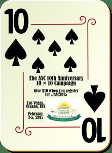 ASC 2015 - 10x10