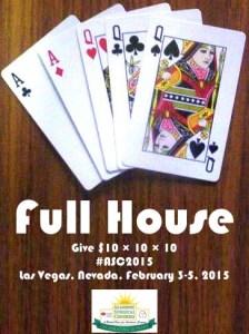 ASC 2015 - Full House