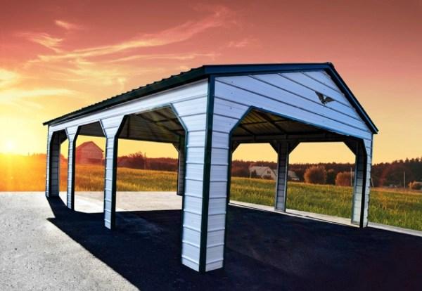 open air carport