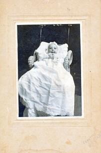 13 Margaret Lee Jones 4 months June 6, 1906
